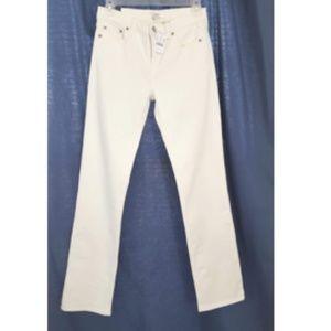 NWT J. Crew Jeans - Straight & Narrow - Waist 30